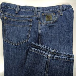 Cinch Green Label Mens Blue Jeans 36×30 Western
